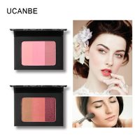 Mineral Blush Make Up Palette Face Cheek Blusher Shading Shadow Powder Makeup Contour Waterproof Natural Cosmetics