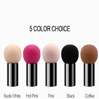 SACE LADY Cosmetic Puff Makeup Blender Sponge for Foundation Cream Dry Wet Use Professional Puff