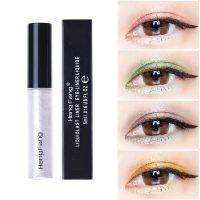 5ml Waterproof Glitter Eyeliner Liquid Shining Metallic Long-lasting Eyes Cosmetic Tool 8 Colors