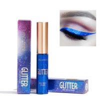 Eyeliner Shining Shimmer Glitter Long-lasting Waterproof Liquid Eyeliner Makeup Cosmetic Tool