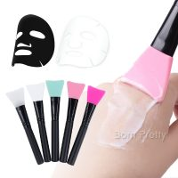 1 Pc Facial Mud Mask Mixing Brush Silicone Make Up Brush Skin Face Care Beauty Makeup Tool