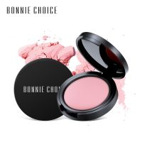BONNIE CHOICE 6 Colors Exquisite Blusher Long-lasting Waterproof Light Powder Blush Makeup
