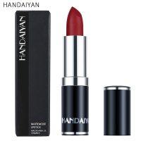 Waterproof Makeup Long Lasting 12 Colors Moisturizer Purple Lipstick