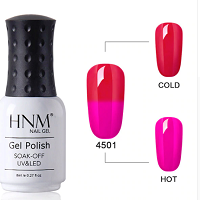 HNM 8ML Stamping Paint Nail Polish Cat Eye's pink Series Nail Art Vernis a Ongle Stamping Nagellak Gelpolish Paint Gellak