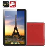 10.1 Inch Quad Core Tablet PC 'Kappa' – All Winner A33 CPU, Mali 400 GPU, 1GB RAM, 8GB