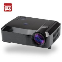 3800 Lumens LED Projector – 5.8 Inch LCD Panel