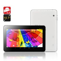 10.1 Inch Quad Core Tablet 'Quantum' – Android 4.4 OS, Cortex A7