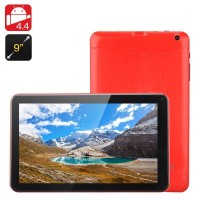 Quad Core Android 4.4 Tablet 'Iota' – 9 Inch Display, A33 A9 CPU, Mali-400 GPU, 8GB