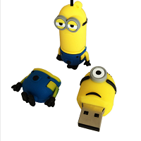 8gb Minions usb Pendrive
