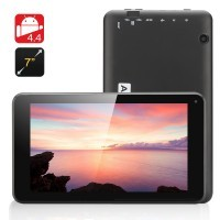 7 Inch Android 4.4 Tablet 'Eta' – Quad Core A33 CPU, Mali-400 GPU, 8GB