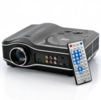 DVD Projector with DVD Player Built In