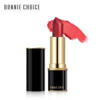 BONNIE CHOICE 1 Pc Matte Velvet Moisture Lipstick Waterproof Long Lasting Makeup Cosmetic Pigment
