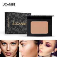 Mineral Contour Blush Powder Makeup Palette Face Cheek Nude Natural Contouring Blusher Long Lasting Waterproof Cosmetics