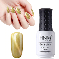 HNM 8ML Stamping Paint Nail Polish Gold Series Nail Art Vernis a Ongle Stamping Nagellak Gelpolish Paint Gellak