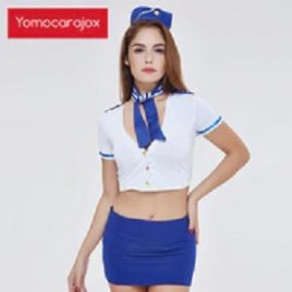 Air Hostess Uniform Costume