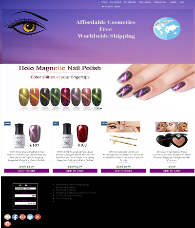 Cosmetics-Store